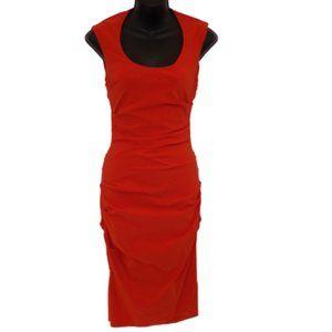 Le Chateau Stretch Ruched Dress- Sz. XXS (Sm)